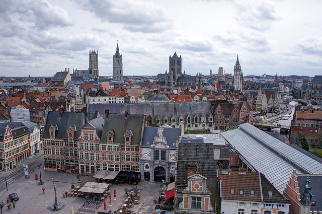 Ghent overview