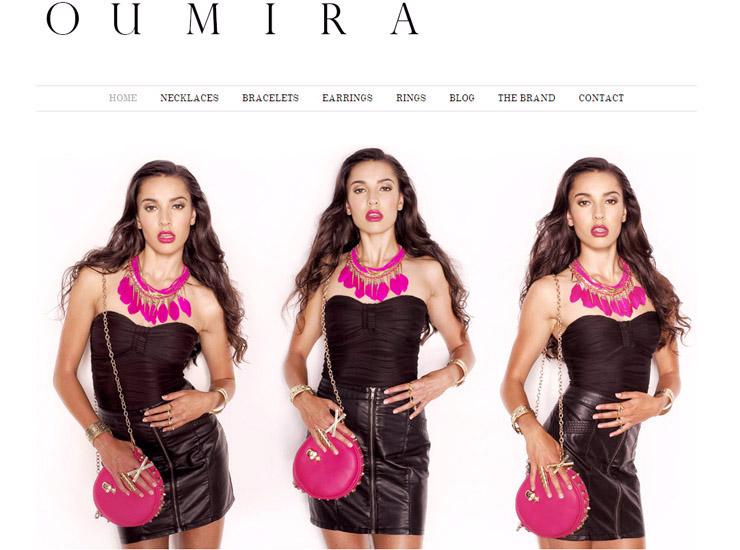 Pink - Oumira Fashion Jewellery