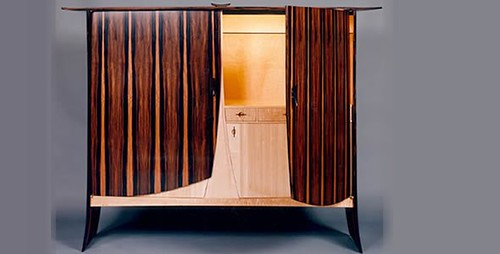 Fine Woodworking – Kimono Cabinet