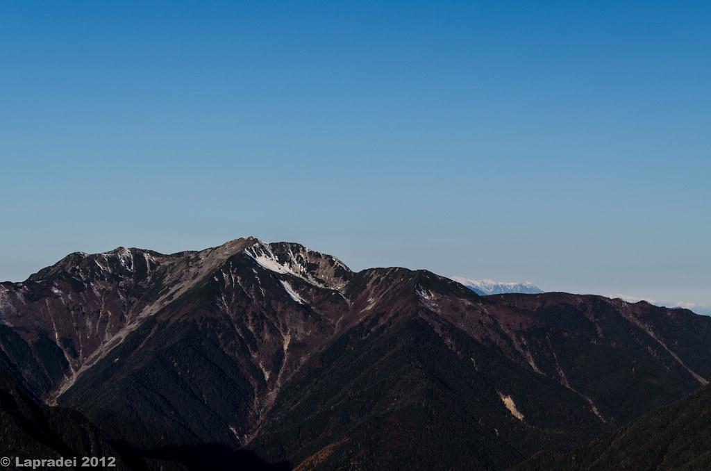 20121104 仙丈ヶ岳