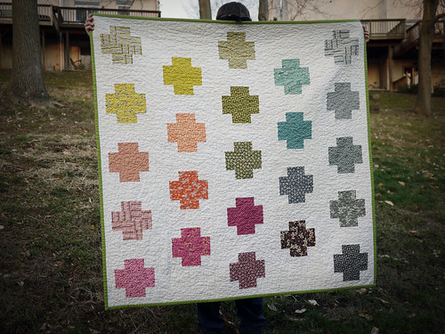 Finished Hope Valley Quilt