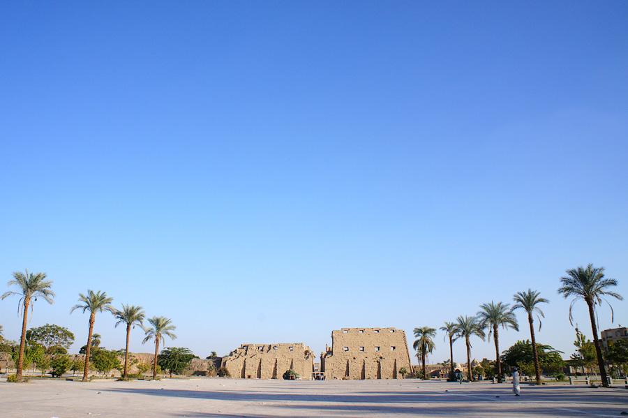 Карнак, храм Амона - Ипет-Исут, Египет