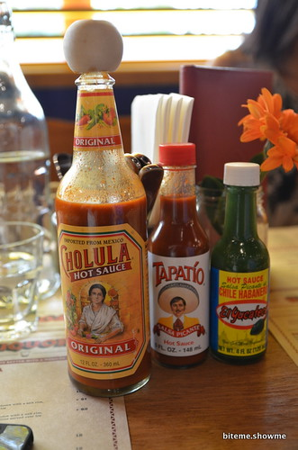 Mexico Food & Liquor - Condiments