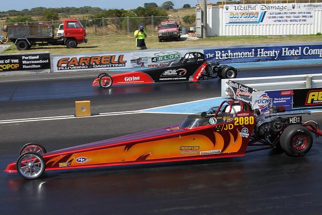 Aeroflow Sportsman Drag Racing Championship Round Two