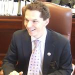 Justin Alfond, Maine Senate President
