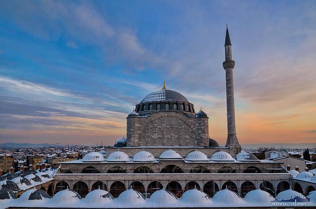Mihrimah Sultan Mosque (Edirnekapı) - Explore #142