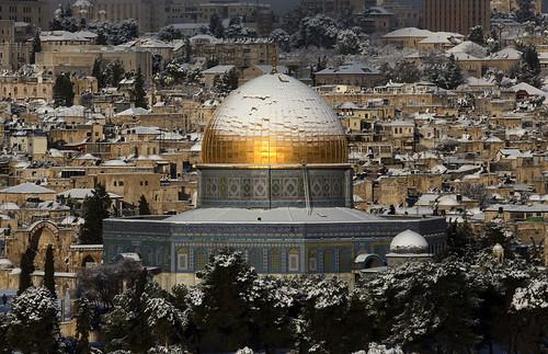 دليل المواقع الأثرية فى القدس الشريف