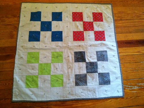 Erin Z's Entry for the Square in a Square Project QUILTING Challenge
