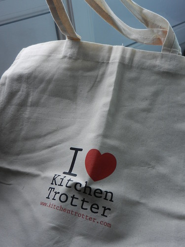 kitchentrotter bag