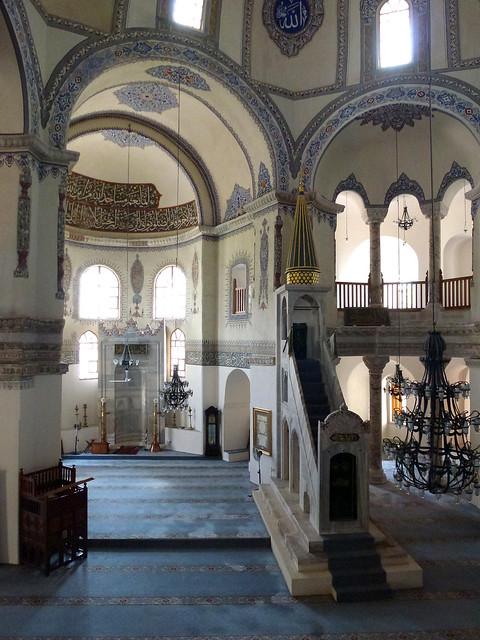 Turquie - jour 2 - Istanbul - 12 - Küçük Ayasofya Camii