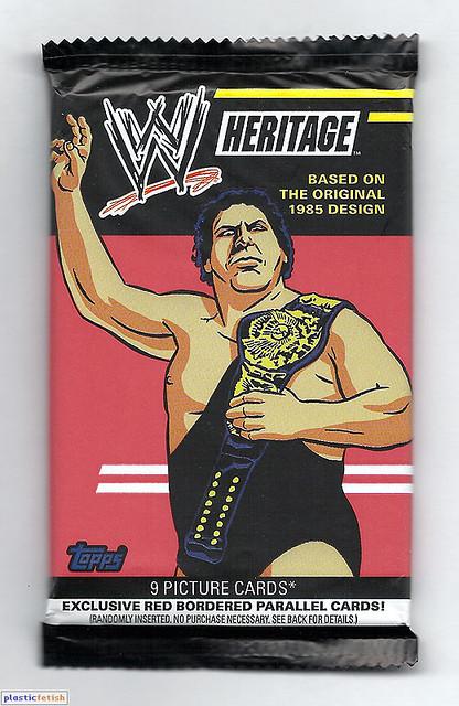 WWE Heritage