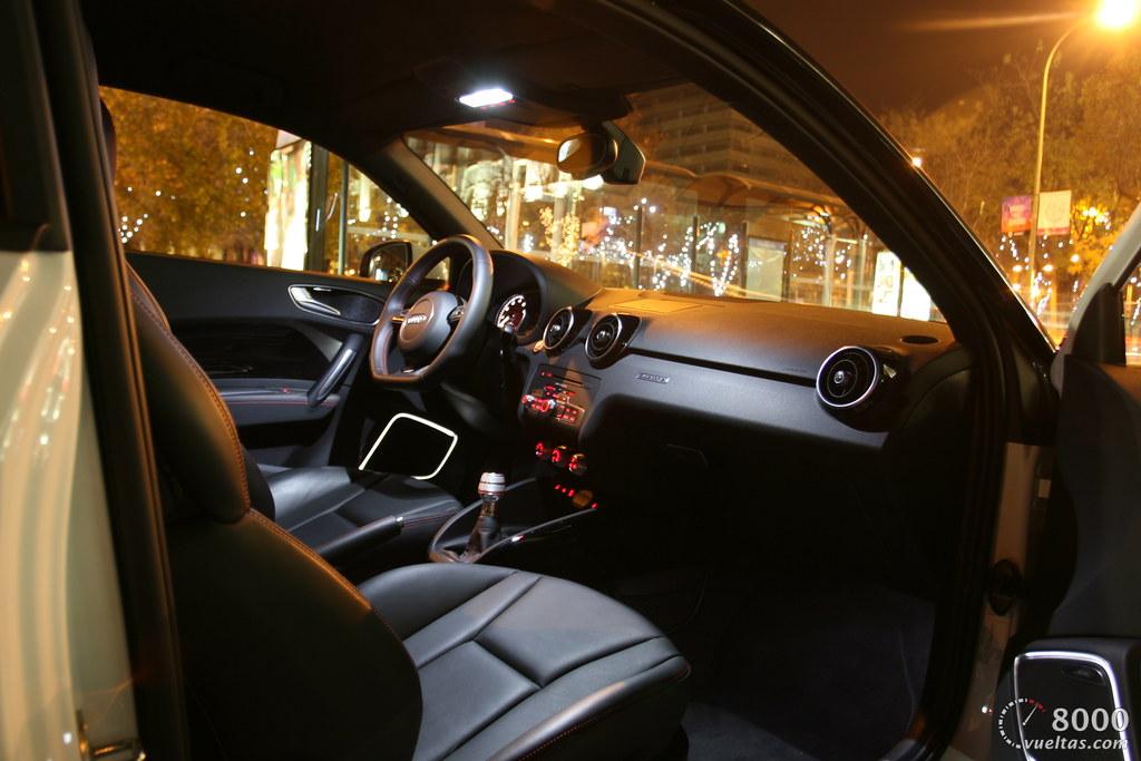 Prueba Audi A1 Quattro