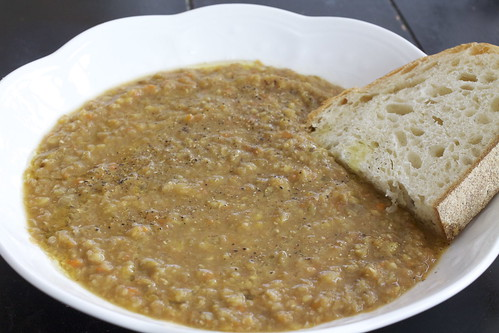 Five Star Lentil Soup