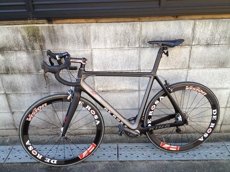 関さんの自転車