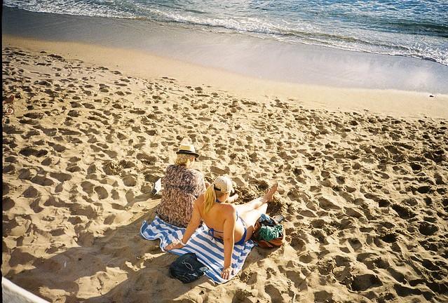 La Haina beach