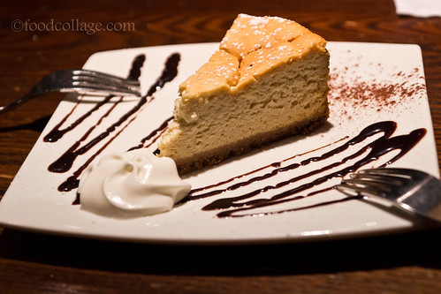 Cheesecake at The Fish House (Toronto - Markham)