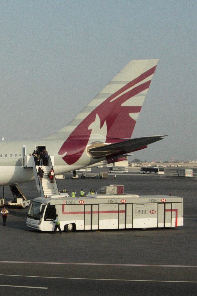 Doha International Airport | Flickr