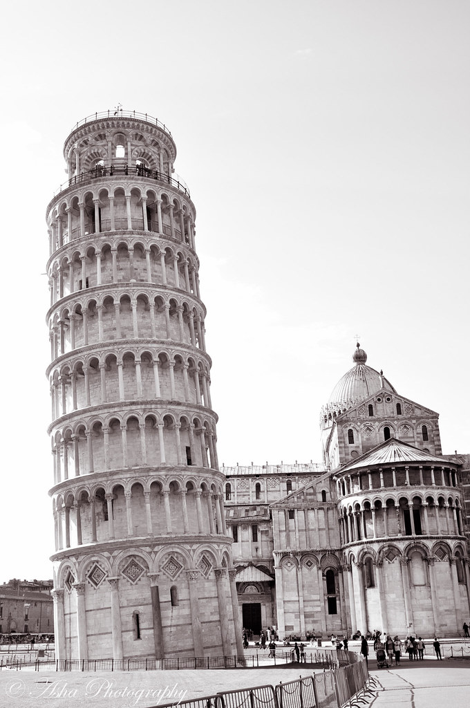 Infamous Leaning Tower