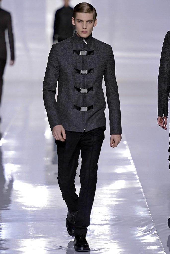 FW13 Paris Dior Homme020_Baptiste Radufe(GQ.com)