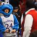 Kansas Vs. Oklahoma State Basketball - Fans