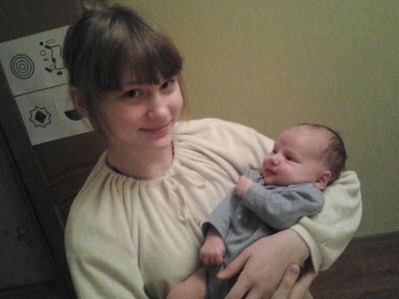 Alena and Anastasia