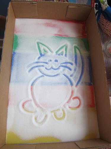Salt kitty