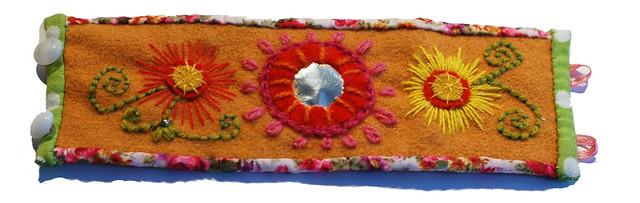 iHanna's Wool Bracelet