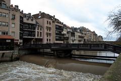La Moselle - Passerelle
