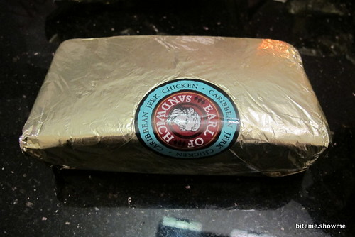 Earl of Sandwich - Carribean Jerk Chicken