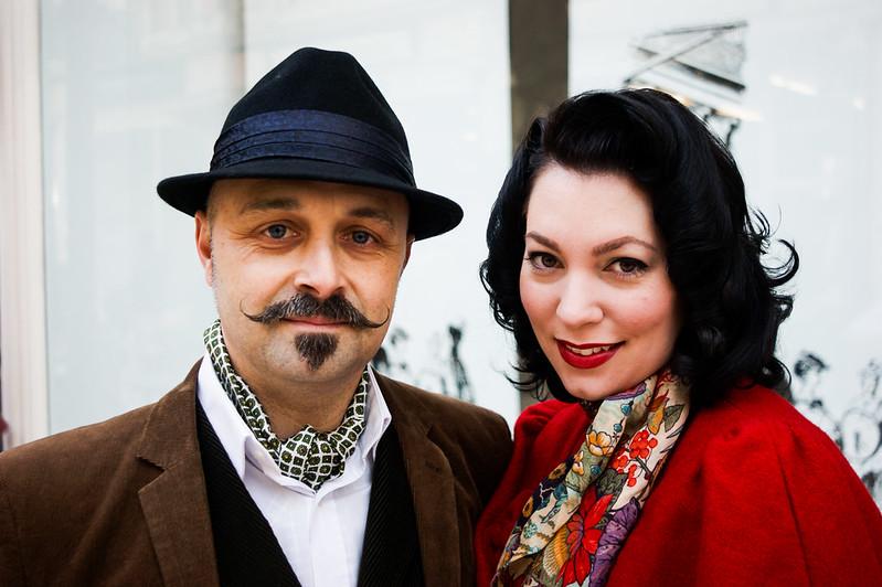 (02-02-2013) Nicola & Alan