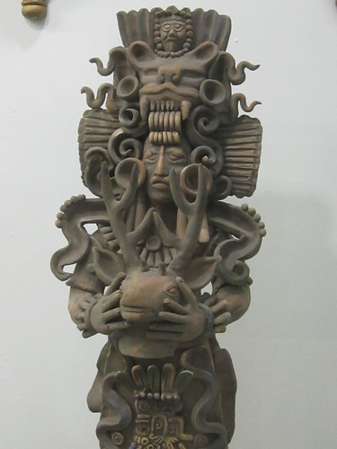 African Inspired Sculpture