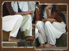 Bhubaneshwar 39 - pedestrial gesticulation