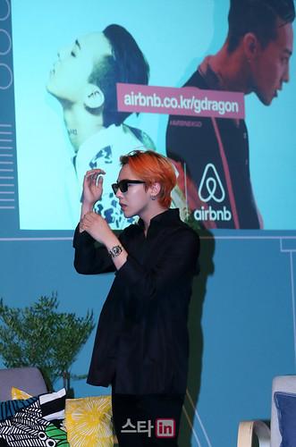 G-Dragon - Airbnb x G-Dragon - 20aug2015 - Star in - 15