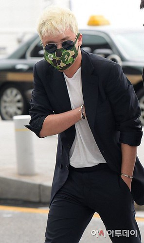 Big Bang - Incheon Airport - 26jun2015 - Press - 08