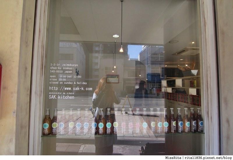 SAK.kitchen 大阪早餐 大阪美食 サクキッチン  堺筋本町好吃 大阪麵包店 堺筋本町パン 大阪外帶14