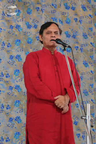 Devotional song by Jagat Geetkar and Saathi