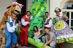 Panto Launch Nottingham 2016