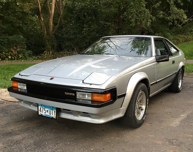 1982-1983 Toyota Supra