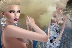 Viva la vida gown - limited edition