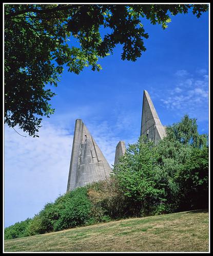 Friedland,  Heimkehrer-Denkmal  01
