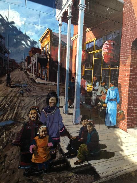 Fisgard St. Mural