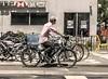 Biking In Manhattan