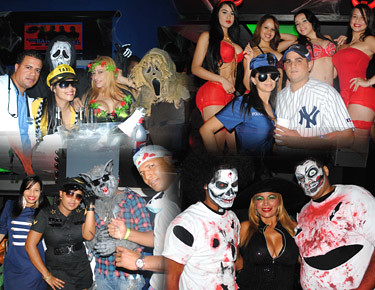 Halloween In the + Dj chino Blass @ Sober Lounge & Soberano Liquor Store