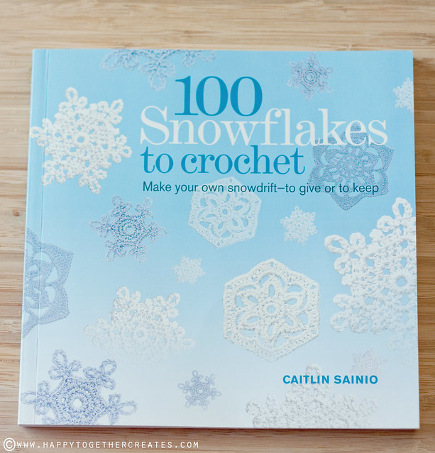 100 Snowflakes to Crochet book