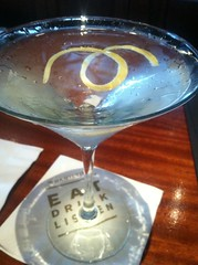 Navy Strength Gin Martini