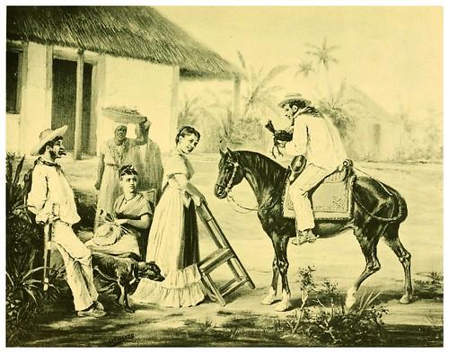 003a-Los guajiros-Tipos y costumbres de la isla de Cuba…1881-Victor P. Landaluze