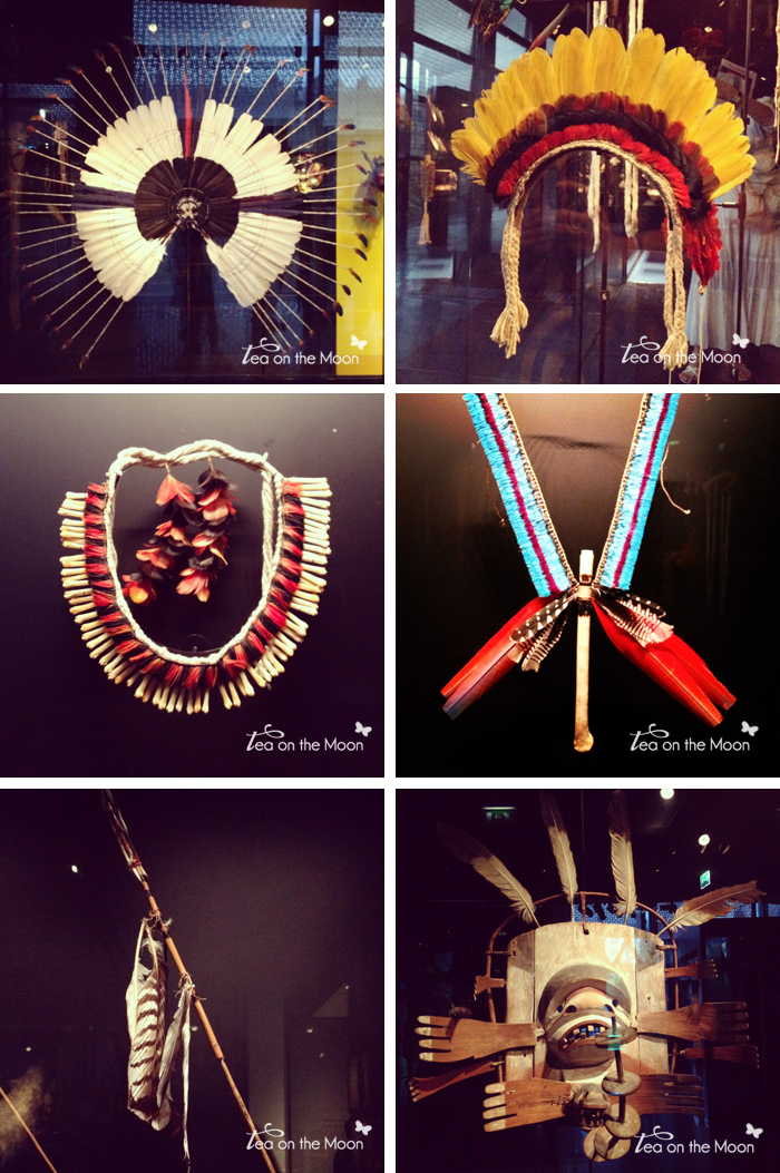 Quai branly-Paris indian
