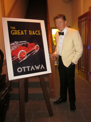 The Great Race - November 9, 2012