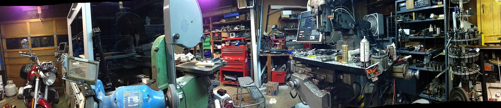 How Big Is Your Home Machine Shop Archive The Home Shop