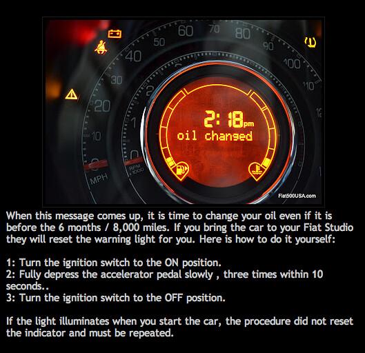 Fiat 500 Warning Lights Triangle | Adiklight co